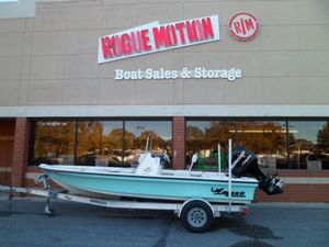 Used Mako 18 LTS Inshore Center Console Fishing Boat For Sale