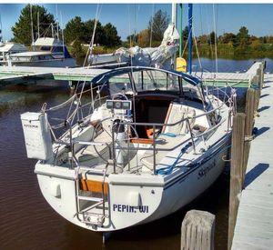 Used Catalina MK II Cruiser Sailboat For Sale