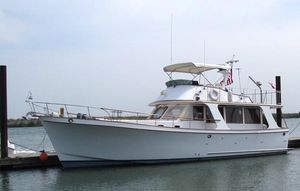 Used Chb Europa Motor Yacht For Sale