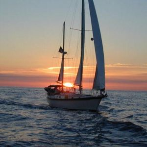 Used Pearson Ketch Sailboat For Sale
