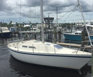 Used Canadian Sailcraft Sloop Sailboat For Sale