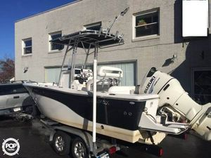 Used Sea Fox 209 Commander Center Console Fishing Boat For Sale