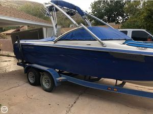 Used Supreme Kal Kustom V-232 Ski and Wakeboard Boat For Sale