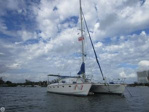 Used Kelsall Catamarans KSS 45 Catamaran Sailboat For Sale