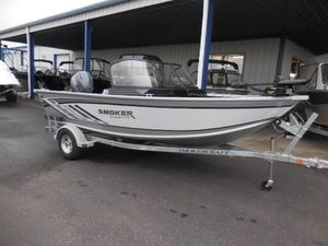 New Smoker Craft 162 Pro Mag162 Pro Mag Aluminum Fishing Boat For Sale