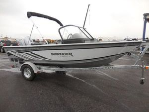 New Smoker Craft 162 Osprey162 Osprey Aluminum Fishing Boat For Sale