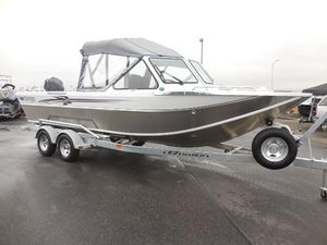 New Northwest Boats 228 Lightning228 Lightning Aluminum Fishing Boat For Sale