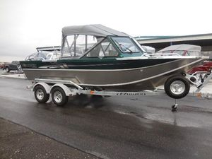 New Northwest Boats 208 SeaStar208 SeaStar Aluminum Fishing Boat For Sale
