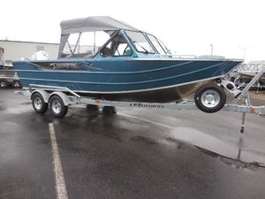 New Weldcraft 220 Maverick220 Maverick Aluminum Fishing Boat For Sale