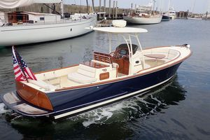 Used Hinckley T29C High Performance Boat For Sale