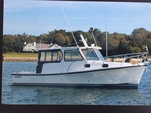 Used Eastern Downeast Fishing Boat For Sale