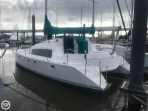 Used American Multihulls Renaissance 320XL Catamaran Sailboat For Sale