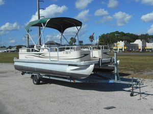 Used Bennington 20' PONTOON BOAT20' PONTOON BOAT Pontoon Boat For Sale