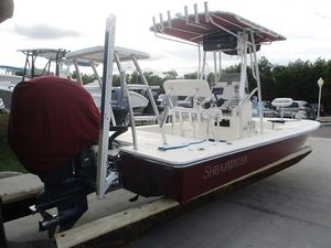 Used Shearwater X2200X2200 Bay Boat For Sale
