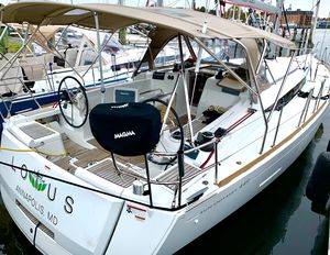 Used Jeanneau Sun Odyssey 449 Racer and Cruiser Sailboat For Sale