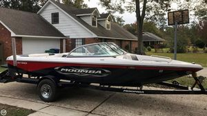Used Moomba Outback 21 Ski Wakeboard Ski and Wakeboard Boat For Sale