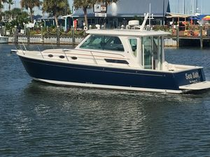 Used Back Cove Hard Back Cruiser Boat For Sale