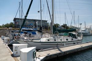 Used Pacific Seacraft Crealock Cutter Sailboat For Sale