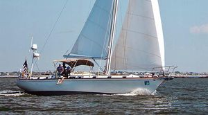 Used Gulfstar 50 Cruiser Sailboat For Sale