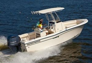 Used Grady-White Fisherman 209 Center Console Fishing Boat For Sale