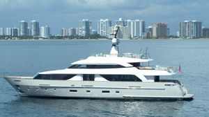 Used Sanlorenzo 112 Flybridge Boat For Sale
