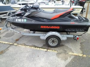 Used Bombardier GTX 260 High Performance Boat For Sale