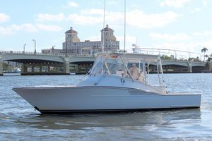 Used Predator 35 Walk Around Center Console Fishing Boat For Sale