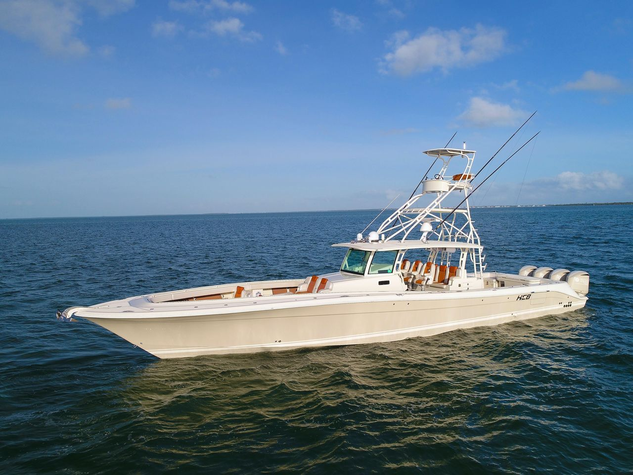 2017 Used Hydra-Sports 53 Center Console Fishing Boat For ...