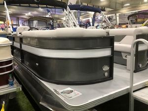 New Crest I 200LI 200L Pontoon Boat For Sale