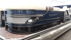 New Crest Pontoon Boats Pontoon Boat For Sale