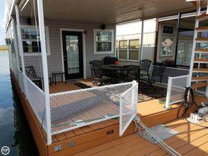 Used Homebuilt 35 House Boat For Sale