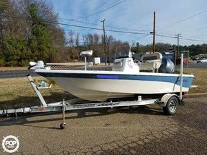 Used Nautic Star 1810 Bay Center Console Fishing Boat For Sale