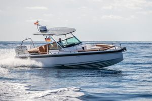 New Axopar Center Console Fishing Boat For Sale