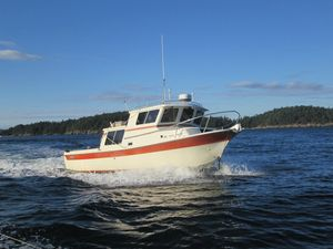 Used Sea Sport 29' Pilot Saltwater Fishing Boat For Sale