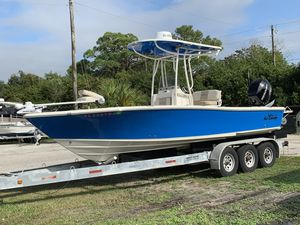 Used Sea Chaser 26 LX26 LX Freshwater Fishing Boat For Sale