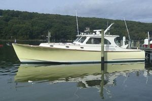 Used Hinckley T44 MY High Performance Boat For Sale