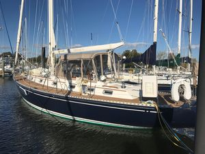 Used Hylas 44 - 45.5 With Sugar Scoop Cruiser Sailboat For Sale