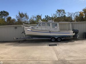 Used Rosborough RF-246 Downeast Fishing Boat For Sale