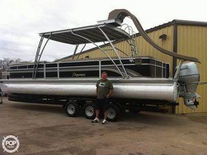 Used Premier Pontoons 300 Sunsation Pontoon Boat For Sale