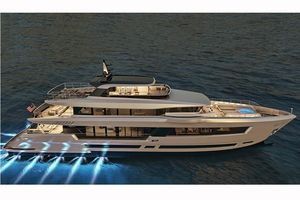 New Heysea Asteria 139 Mega Yacht For Sale