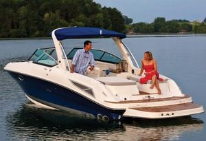 New Sea Ray SPX 190 Outboard Bowrider Boat For Sale