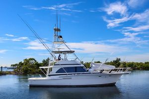 Used Bertram III Convertible Fishing Boat For Sale