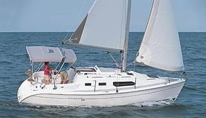 Used Hunter 306 Daysailer Sailboat For Sale