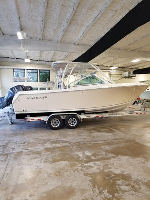 New Sailfish 275 DC Other Boat For Sale