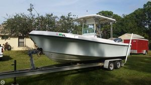 Used Sea Stream 23 Open Center Console Fishing Boat For Sale