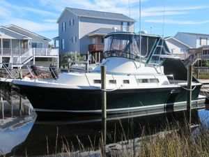 Used Albin 32+2 Command Bridge Trawler Boat For Sale