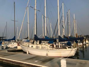 Used Allied Seawind Ketch Cruiser Sailboat For Sale