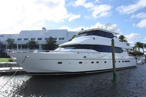 Used Monte Fino Skylounge Motor Yacht For Sale