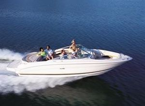 Used Sea Ray 230 Bow Rider High Performance Boat For Sale