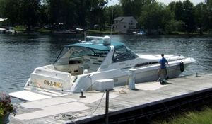Used Sea Ray 500 Sundancer Flybridge Boat For Sale
